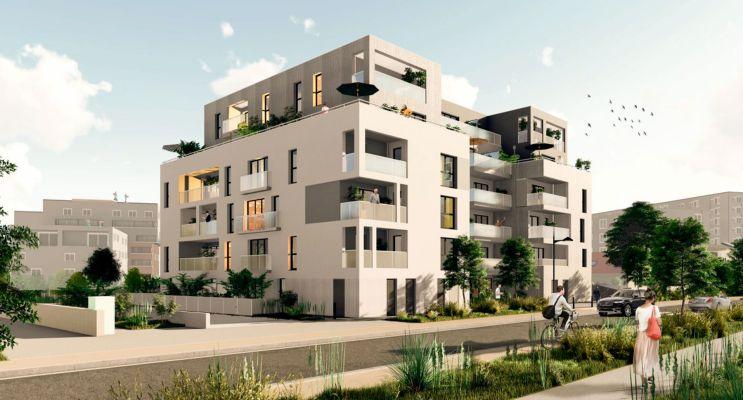 Photo du Résidence «  n°215308 » programme immobilier neuf en Loi Pinel à Saint-Herblain