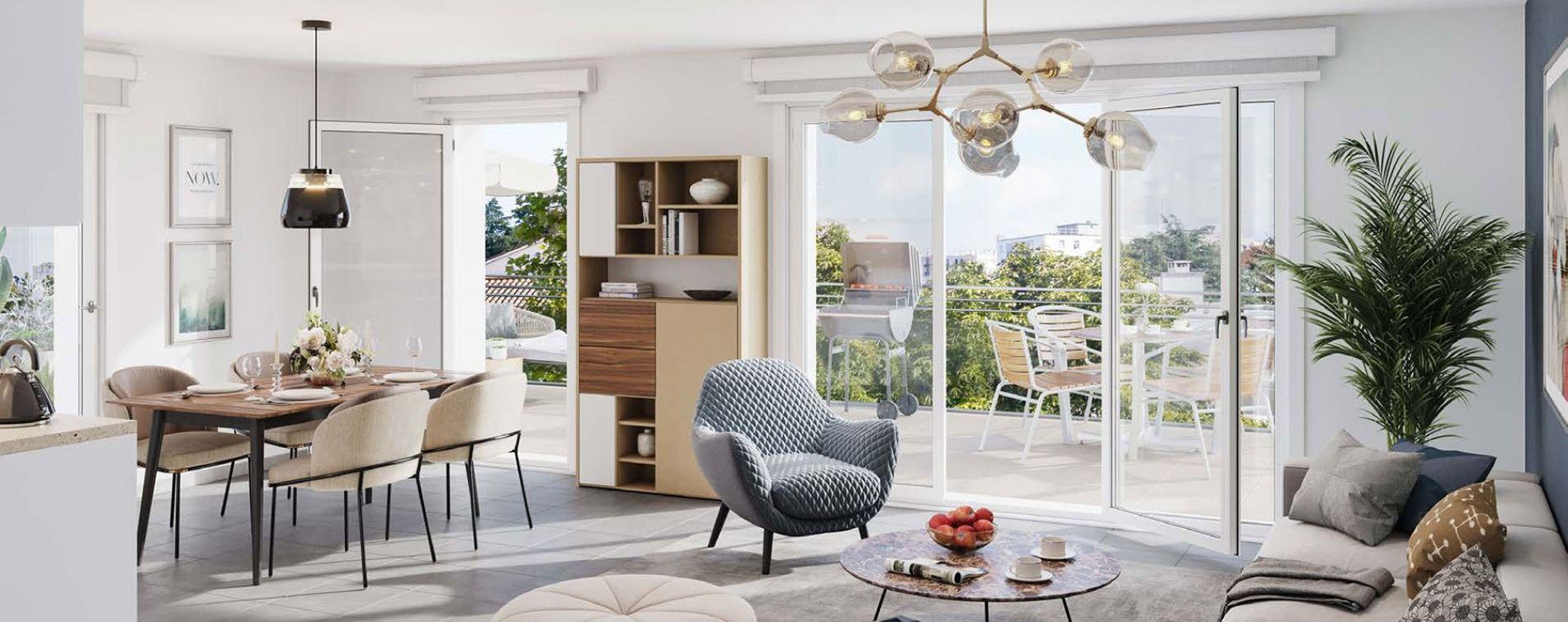 Saint-Herblain : programme immobilier neuve « Les Villas Garance » en Loi Pinel (3)