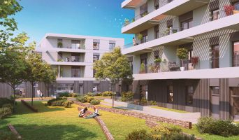 Saint-Herblain programme immobilier neuf « L'Héritage » en Loi Pinel