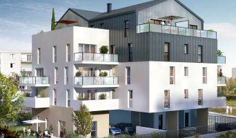 Résidence « Link » programme immobilier neuf en Loi Pinel à Saint-Herblain n°2