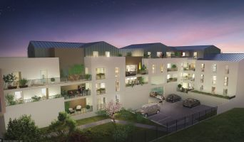 Photo n°2 du Résidence « New Corner » programme immobilier neuf en Loi Pinel à Saint-Herblain