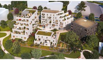 Photo n°2 du Résidence « Variations » programme immobilier neuf en Loi Pinel à Saint-Herblain