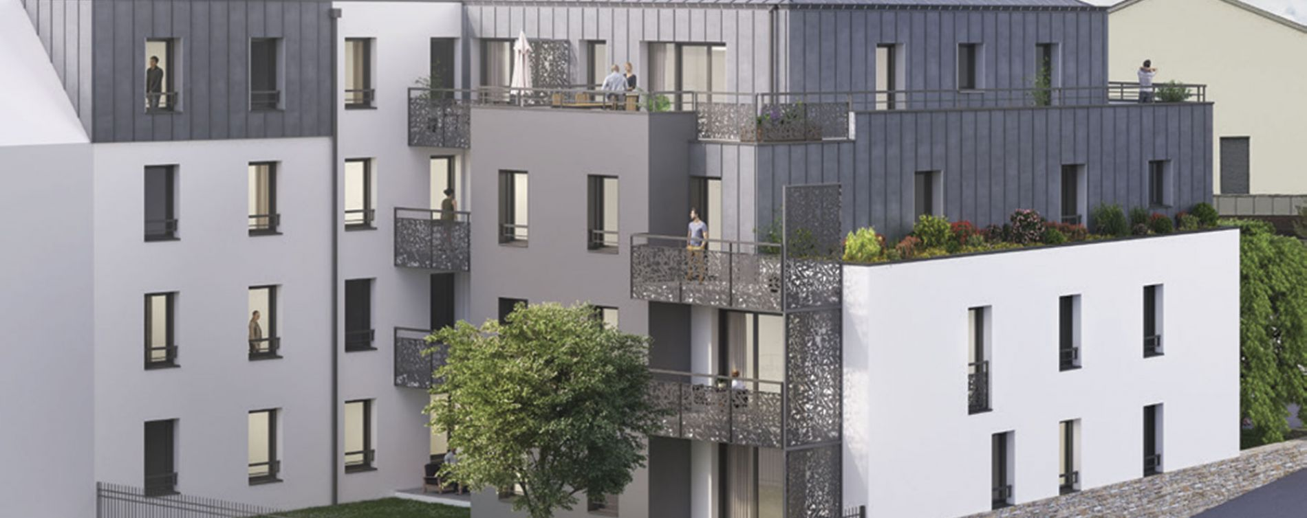 Résidence Villa Anna à Saint-Herblain