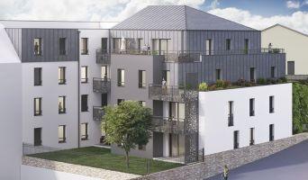 Saint-Herblain programme immobilier neuve « Villa Anna » en Loi Pinel  (2)