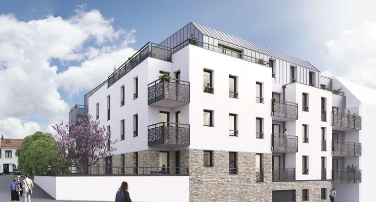 Photo du Résidence « Villa Anna » programme immobilier neuf en Loi Pinel à Saint-Herblain