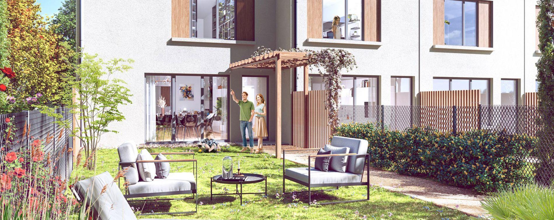 Saint-Jean-de-Boiseau : programme immobilier neuve « Apollinaire »