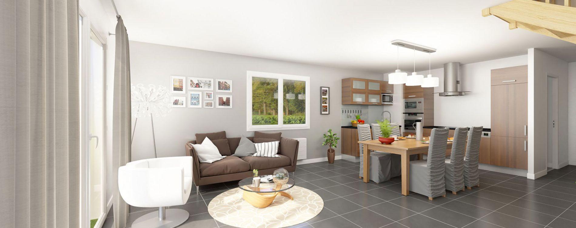 Saint-Jean-de-Boiseau : programme immobilier neuve « Apollinaire » (4)