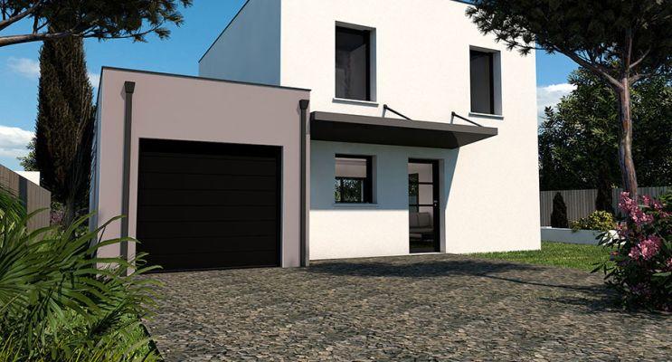 Photo du Résidence « Le hameau de la fresnaie » programme immobilier neuf à Saint-Mars-du-Désert