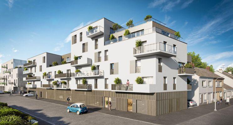 Photo du Résidence « Belluno » programme immobilier neuf en Loi Pinel à Saint-Nazaire
