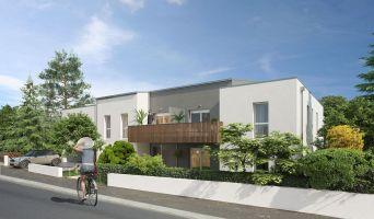 Résidence « Carré Fleury » programme immobilier neuf en Loi Pinel à Saint-Nazaire n°2