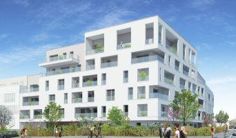 Saint-Nazaire : programme immobilier neuf « Côté A » en Loi Pinel