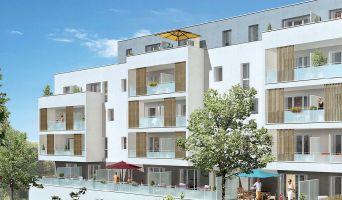 Photo du Résidence « Escale 124 » programme immobilier neuf en Loi Pinel à Saint-Nazaire
