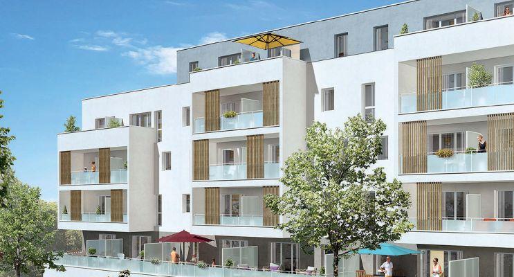 Photo du Résidence « Escale 124 » programme immobilier neuf à Saint-Nazaire