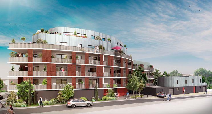 Photo du Résidence « In'Vog » programme immobilier neuf en Loi Pinel à Saint-Nazaire