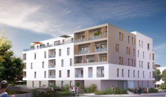 Photo du Résidence « La Promenade » programme immobilier neuf en Loi Pinel à Saint-Nazaire