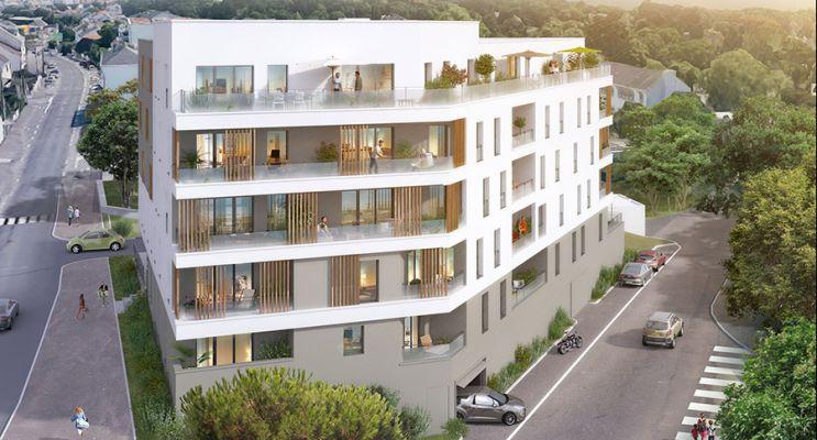 Résidence « La Promenade » programme immobilier neuf en Loi Pinel à Saint-Nazaire n°2