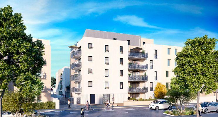 Résidence « Le Capitole » programme immobilier neuf en Loi Pinel à Saint-Nazaire n°1