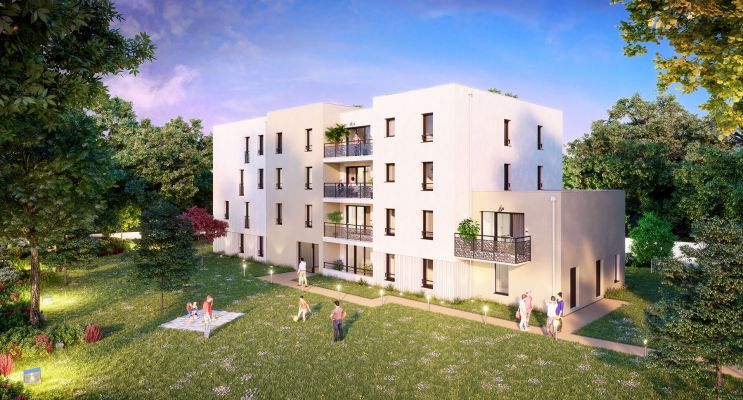 Résidence « Le Capitole » programme immobilier neuf en Loi Pinel à Saint-Nazaire n°2