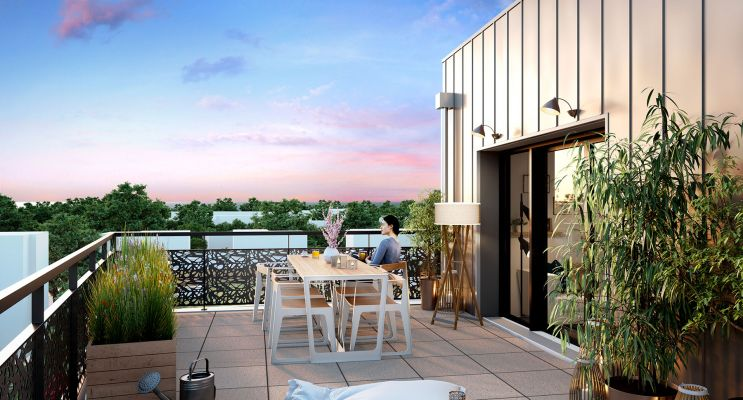 Résidence « Le Capitole » programme immobilier neuf en Loi Pinel à Saint-Nazaire n°3