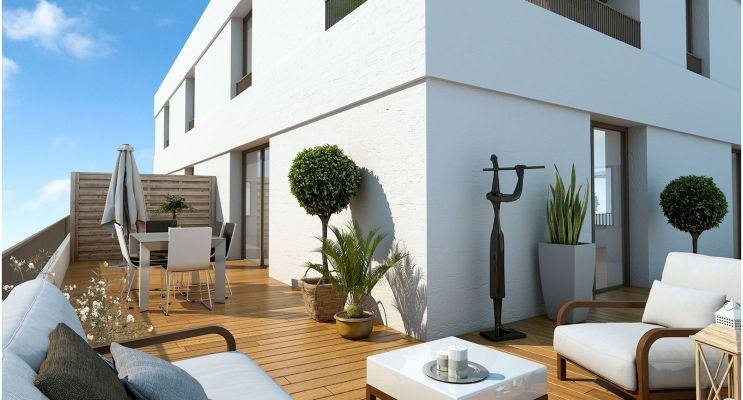 Résidence « Le Mermoz » programme immobilier neuf en Loi Pinel à Saint-Nazaire n°3