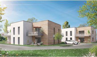 Résidence « Les Villas De Crépelet » programme immobilier neuf en Loi Pinel à Saint-Nazaire n°1