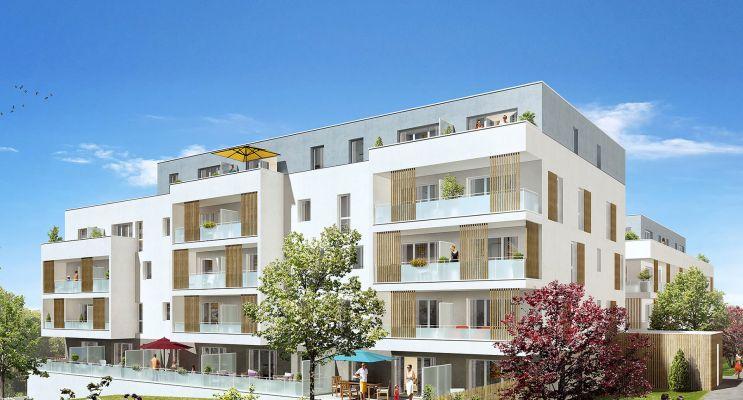 Photo du Résidence « L'Escale 124 » programme immobilier neuf en Loi Pinel à Saint-Nazaire