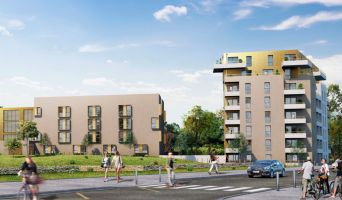 Photo du Résidence « Michel Ange » programme immobilier neuf en Loi Pinel à Saint-Nazaire