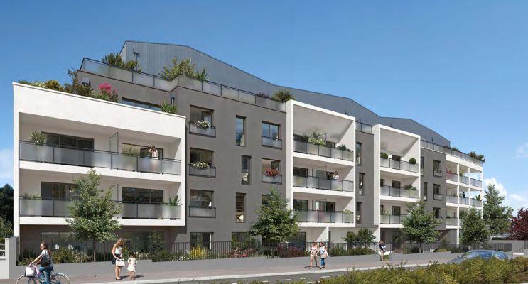 Résidence « Néréïdes » programme immobilier neuf en Loi Pinel à Saint-Nazaire