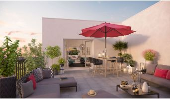 Saint-Nazaire programme immobilier neuve « Terre d'Escale »  (3)