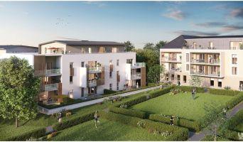 Photo du Résidence « Le Clos Saint François » programme immobilier neuf à Saint-Philbert-de-Grand-Lieu