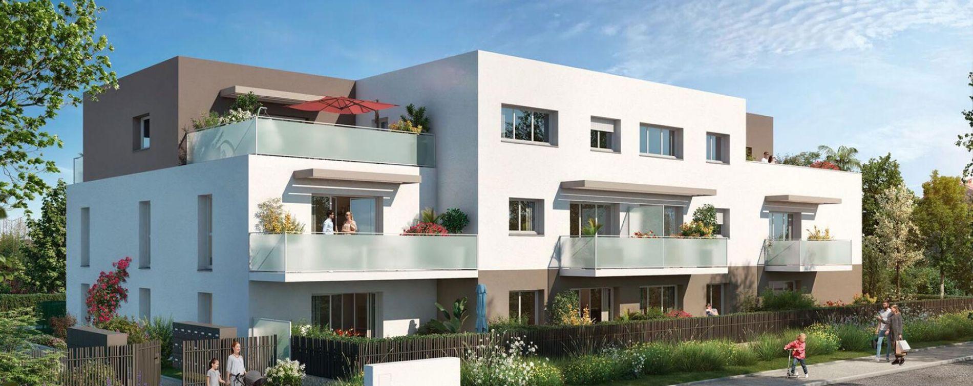 Saint-Sébastien-sur-Loire : programme immobilier neuve « Programme immobilier n°219322 » en Loi Pinel