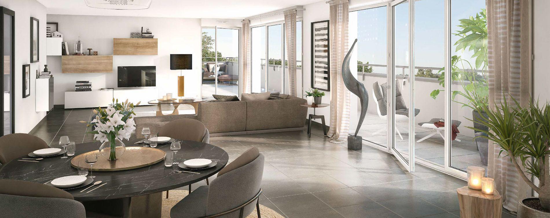 Saint-Sébastien-sur-Loire : programme immobilier neuve « Programme immobilier n°219322 » en Loi Pinel (3)