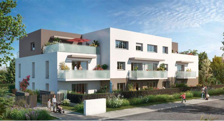Saint-Sébastien-sur-Loire : programme immobilier neuf «  n°219322 » en Loi Pinel