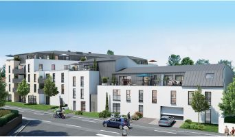 Photo du Résidence « Le Connect' » programme immobilier neuf en Loi Pinel à Saint-Sébastien-sur-Loire