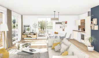 Saint-Sébastien-sur-Loire programme immobilier neuve « Le Domaine des Ouches » en Loi Pinel  (3)