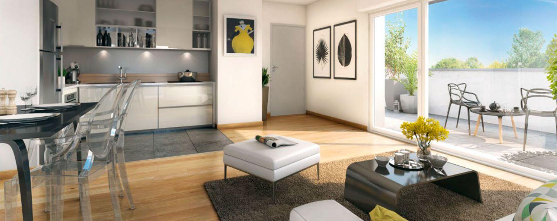 Saint-Sébastien-sur-Loire : programme immobilier neuve « Les Jardins de la Jaunaie » en Loi Pinel (4)