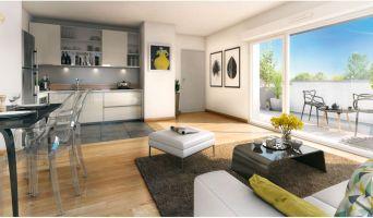 Saint-Sébastien-sur-Loire programme immobilier neuve « Les Jardins de la Jaunaie » en Loi Pinel  (4)