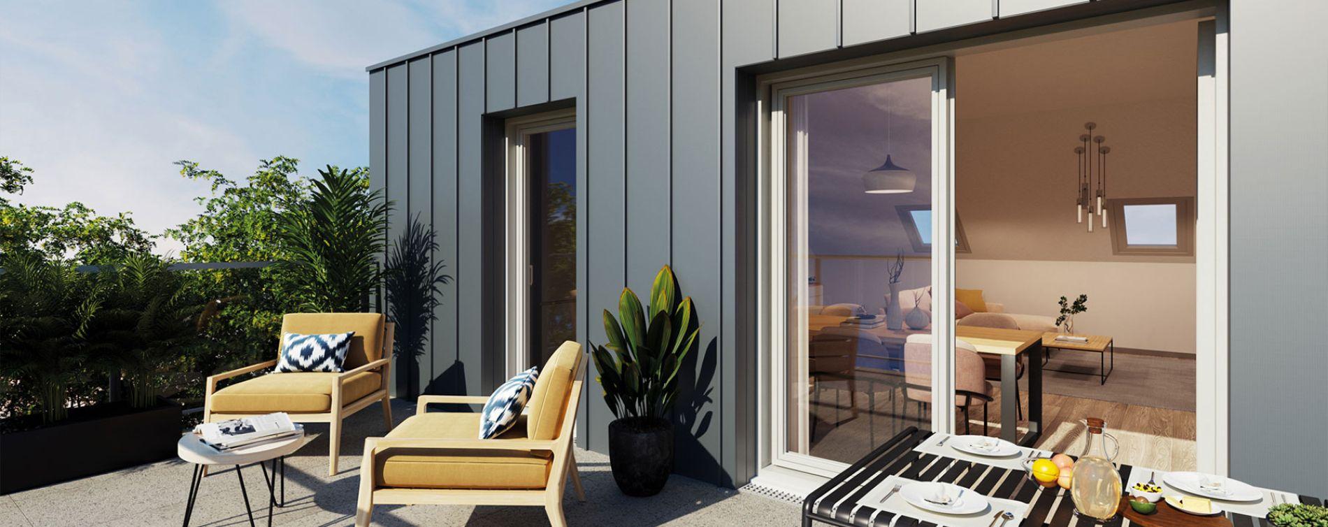 Sainte-Luce-sur-Loire : programme immobilier neuve « Les Rives de Luce » en Loi Pinel (3)