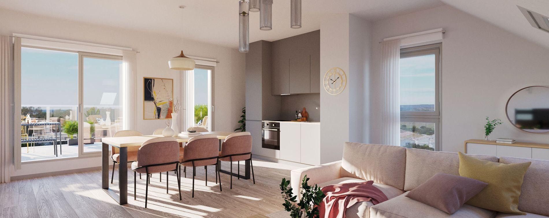 Sainte-Luce-sur-Loire : programme immobilier neuve « Les Rives de Luce » en Loi Pinel (4)