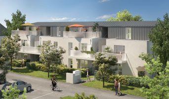 Sainte-Luce-sur-Loire : programme immobilier neuf « Les Rives de Luce » en Loi Pinel