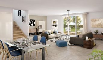 Sautron programme immobilier neuve « Coté Parc »