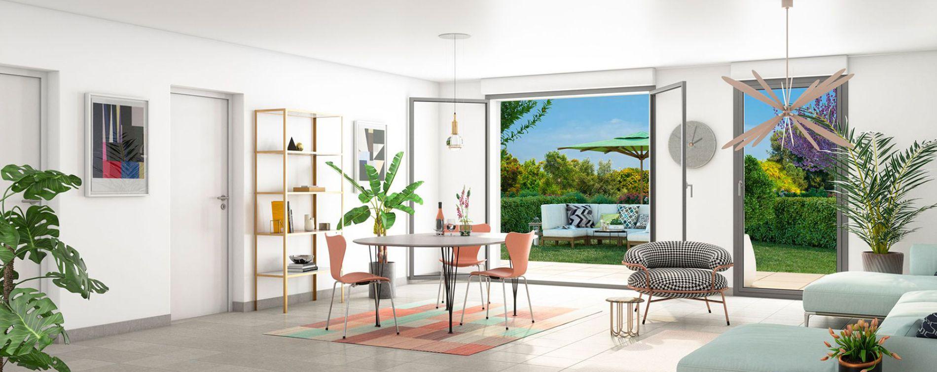 Sautron : programme immobilier neuve « La Rivière » en Loi Pinel (3)