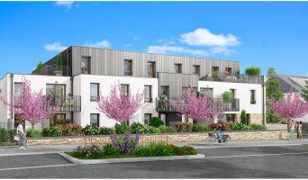 Sautron : programme immobilier neuf « La Rivière » en Loi Pinel
