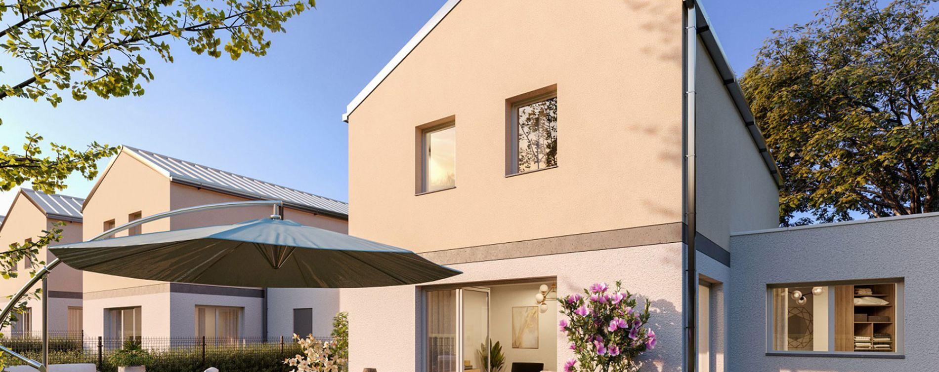 Sautron : programme immobilier neuve « Les Hauts de Brimberne » en Loi Pinel (3)