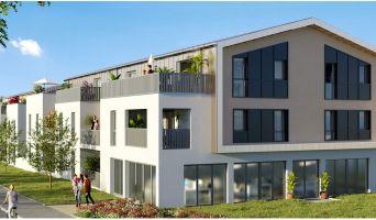 Sautron programme immobilier neuf « Les Hauts de Brimberne