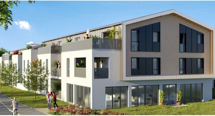 Photo du Résidence « Les Hauts de Brimberne » programme immobilier neuf en Loi Pinel à Sautron