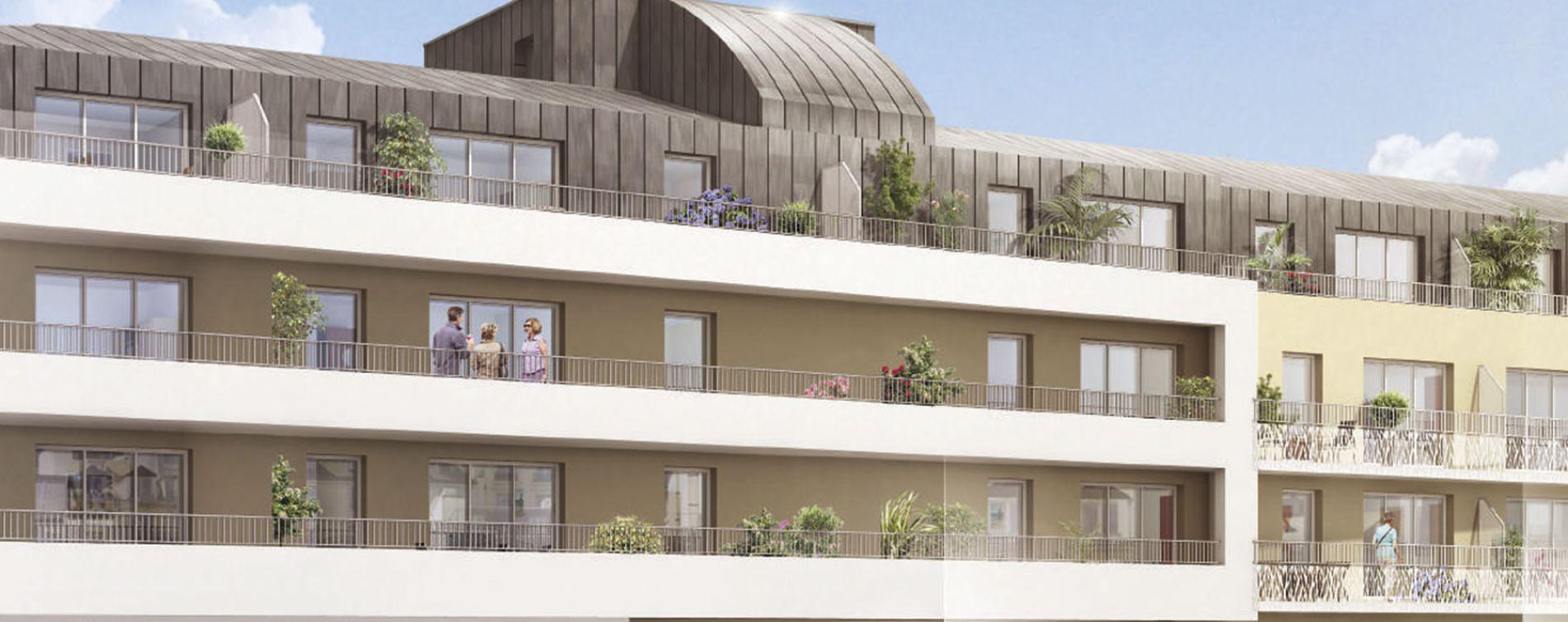 Thouaré-sur-Loire : programme immobilier neuve « Amelys » (2)