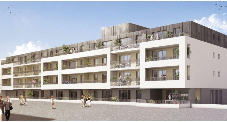 Photo du Résidence « Amelys » programme immobilier neuf à Thouaré-sur-Loire