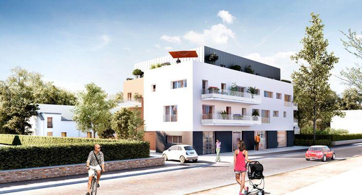 Photo n°1 du Résidence « Harmony » programme immobilier neuf à Treillières