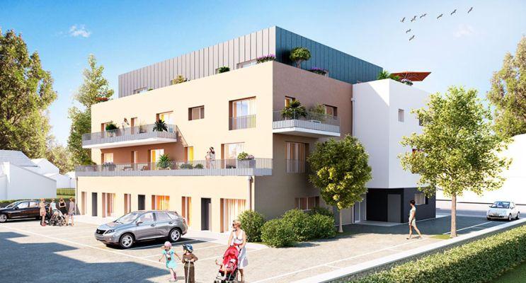 Résidence « Harmony » programme immobilier neuf à Treillières n°2